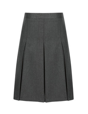 740abfd416 Traditional Pleated Skirt with Permanent Pleats in Longer Lengths | M&S