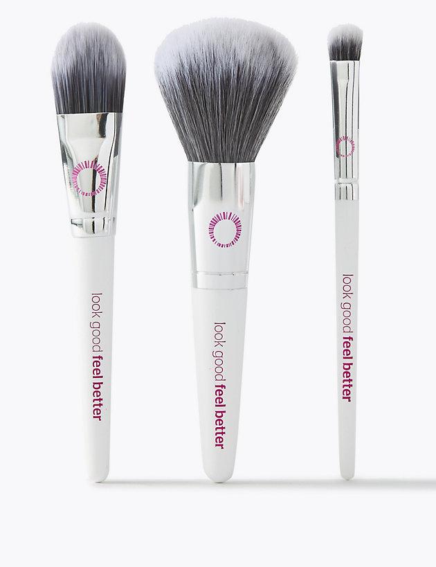 Travel Makeup Brush Set 81g | Look Good