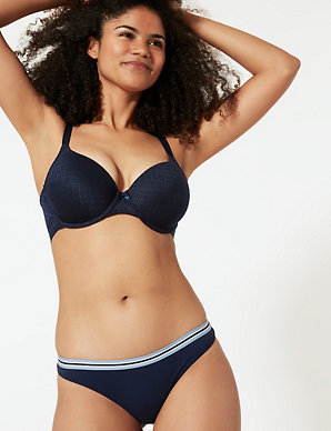 5347afaacd6 Underwired Full Cup Bra A-E