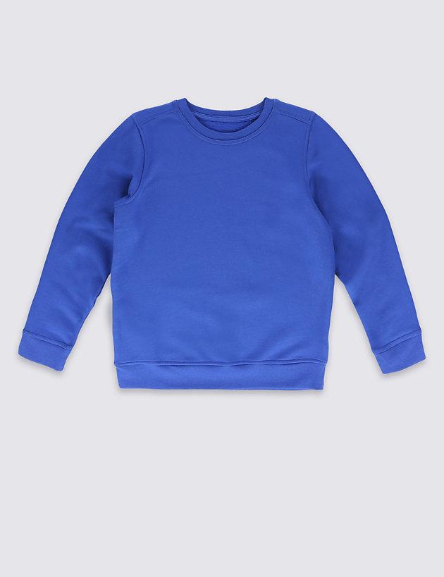 Unisex Cotton Rich Sweatshirt