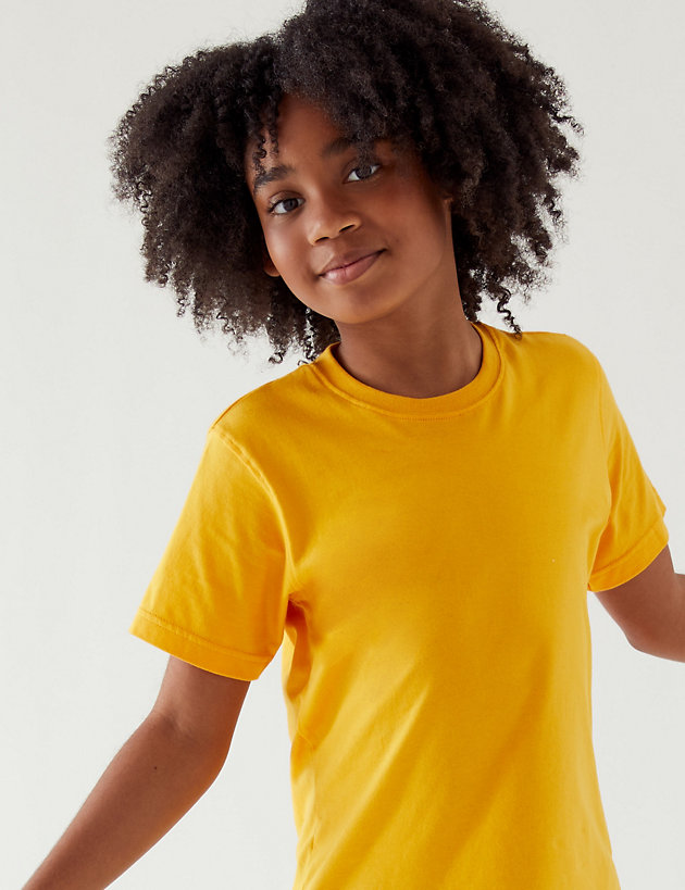 Go to Ocean Childrens Cotton Gray Long Sleeve Round Neck Boys Or Girls T Shirt