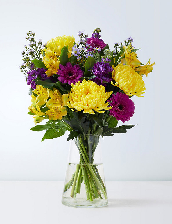 Vibrant Summer Bouquet M S