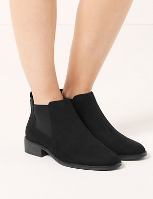 crazy price On Clearance the best attitude Wide Fit Chelsea Ankle Boots
