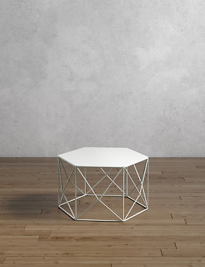 Wire Frame Coffee Table.Wire Coffee Table Loft M S