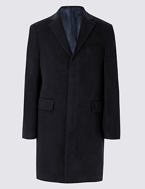 1176236c74 Wool Rich Coat with Cashmere | M&S Collection Luxury | M&S