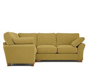 Camborne Relaxed Extra Small Corner Sofa (Left-Hand)
