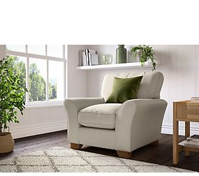 Camborne Relaxed Armchair