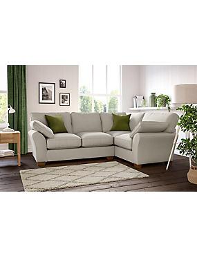 Camborne Relaxed Extra Small Corner Sofa (Right-Hand)