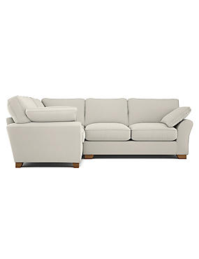 Camborne Relaxed Small Corner Sofa (Left-Hand)
