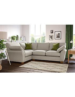 Camborne Relaxed Small Corner Sofa (Left-Hand)