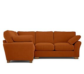 Camborne Relaxed Extra Small Corner Sofa (Left-Hand)