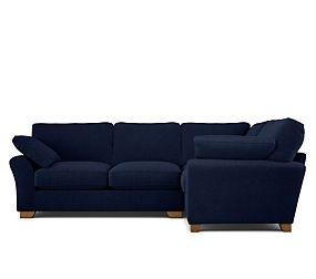 Camborne Relaxed Small Corner Sofa (Right-Hand)