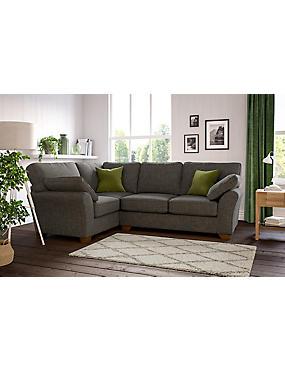 Camborne Extra Small Corner Sofa (Left-Hand)