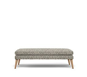 Harper Extra Large Footstool
