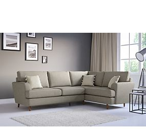 Copenhagen Small Corner Sofa Right Hand
