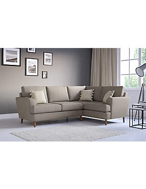 Copenhagen Extra Small Corner Sofa (Right-Hand)