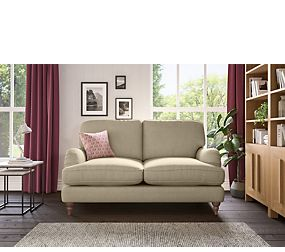 Rochester Relaxed Small Sofa