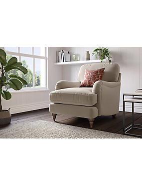 Rochester Relaxed Armchair
