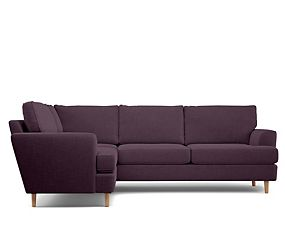Copenhagen Small Corner Sofa (Left-Hand)