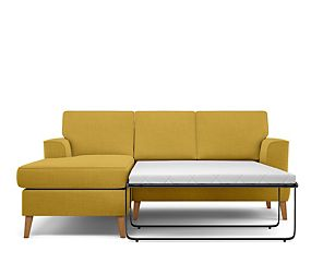 Copenhagen Corner Chaise Storage Sofa Bed (Left-Hand)