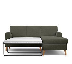 Copenhagen Corner Chaise Storage Sofa Bed (Right-Hand)