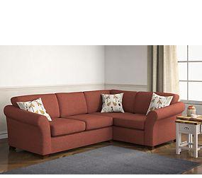 Corner Sofas | Leather & Fabric Corner Sofa Units | M&S