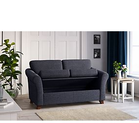 Abbey Small Storage Sofa