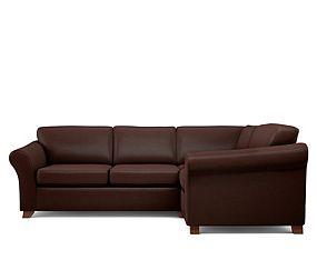 Abbey Small Corner Sofa (Right-Hand)