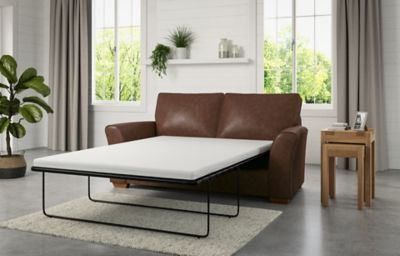 Sofa Beds Leather Fabric Corner Sofa Beds MS