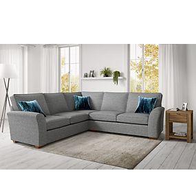 Corner Sofas   Leather & Fabric Corner Sofa Units   M&S