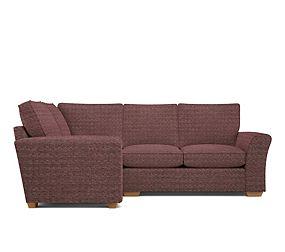 Lincoln Extra Small Corner Sofa (Left-Hand)