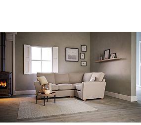 Lincoln Extra Small Corner Sofa (Right-Hand)