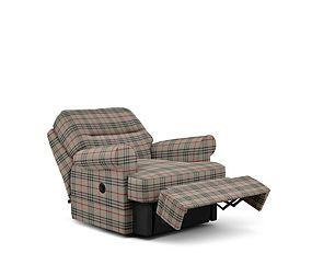 Berkeley Split Back Chair Recliner (Electric)