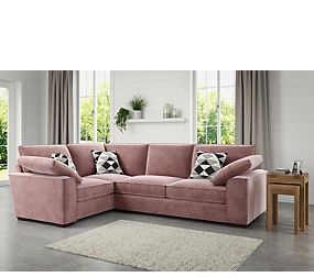 Corner Sofas | Leather & Fabric Corner Sofa Units | M&S