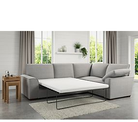 Sofa Beds | Leather & Fabric Corner Sofa Beds | M&S