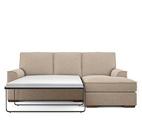 Nantucket Corner Chaise Storage Sofa Bed (Right-Hand)