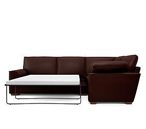 Nantucket Small Corner Sofa Bed (Right-Hand)