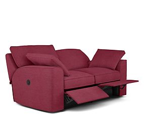 Nantucket Small Recliner (Electric)