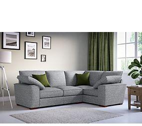 Nantucket Extra Small Corner Sofa Right Hand
