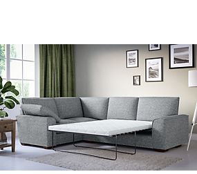 Nantucket Small Corner Sofa Bed (Left-Hand)