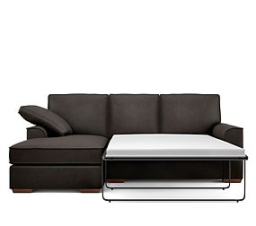 Nantucket Corner Chaise Storage Sofa Bed (Left-Hand)