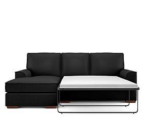 Nantucket Corner Chaise Storage Sofa Bed (Left-Hand)