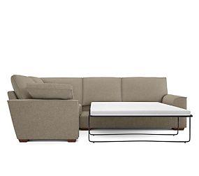 Nantucket Small Corner Sofa Bed (Left-Hand)