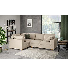 Geneva Small Left Hand Corner Sofa