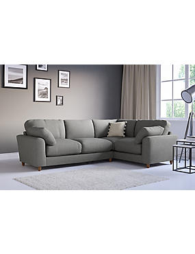 Bradwell Relaxed Corner Sofa (Right-Hand)