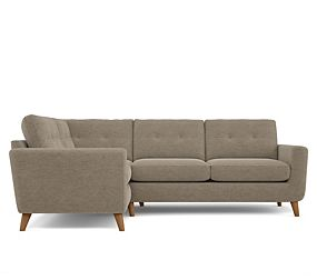 Needham Small Corner Sofa (Left-Hand)