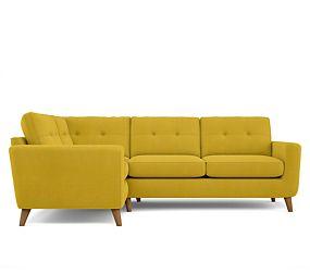 Needham Small Corner Sofa (Left-Hand)
