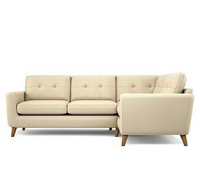 Needham Small Corner Sofa (Right-Hand)