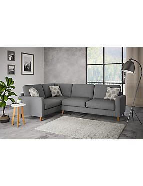 Tromso Small Corner Sofa (Left-Hand)