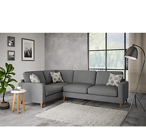 Tromso Small Corner Sofa Left Hand